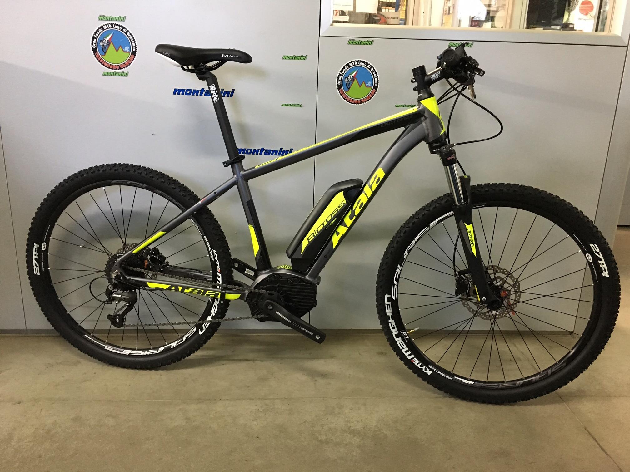 Bici Elettrica Atala - Bici Elettrica Mtb B Cross ...